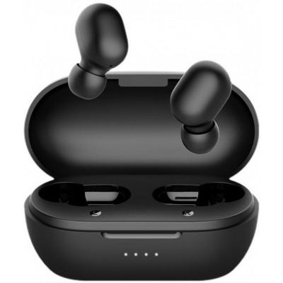 Беспроводные Bluetooth наушники Haylou GT1 Pro с зарядным кейсом Black (China Version)