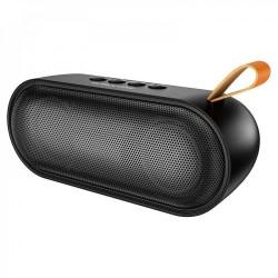 Портативная Bluetooth колонка Borofone BR8 Broad sound sports wireless speaker (BT 5.0, AUX, MicroSD, FM радио) Black