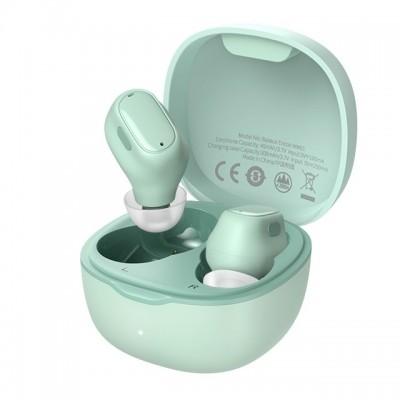 Беспроводные Bluetooth наушники Baseus Encok True Wireless Earphones WM01 Green