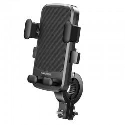 Держатель телефона на руль велосипеда или мотоцикла Borofone BH34 Dove bike motorcycle universal holder Black