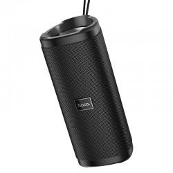 Портативная Bluetooth колонка Hoco HC4 Bella sports с влагозащитой IPX5 (BT 5.0, AUX, USB, MicroSD) Black