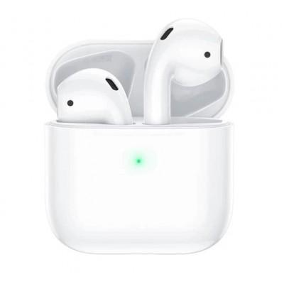 Беспроводные Bluetooth наушники Hoco ES46 Cool Pro TWS Wireless Headset с зарядным кейсом White