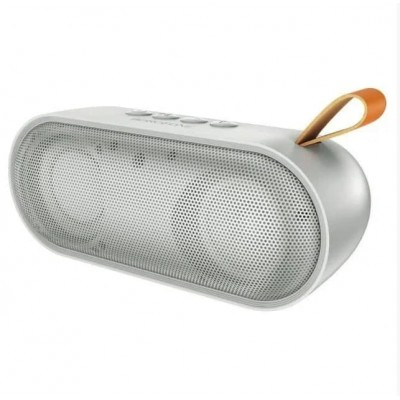 Портативная Bluetooth колонка Borofone BR8 Broad sound sports wireless speaker (BT 5.0, AUX, MicroSD, FM радио) Grey