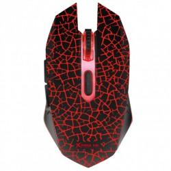 Игровая мышь проводная Xtrike GM-205 USB Gaming Mouse с подсветкой Black