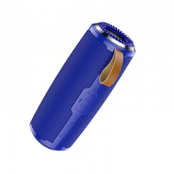 Портативная Bluetooth колонка Hoco BS38 Cool freedom sports Blue