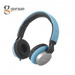 Наушники gorsun GS-789 blue