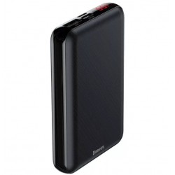 Power Bank Baseus Mini S Digital Display Powerbank 10000mAh PD Edition Black