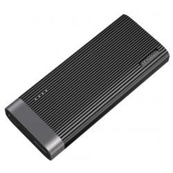Power Bank Baseus Parallel line portable version 10000mAh Black