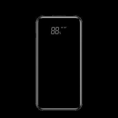 Power Bank Baseus full screen wireless charge 8000mAh Black
