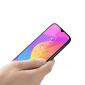 Защитное стекло Full Cover (с клеем по всей поверхности) для Xiaomi Mi 9 Lite Black
