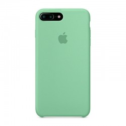 Чехол Original Silicone Case для iPhone 7/8 Mint