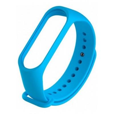 Ремешок для фитнес браслета Xiaomi Mi Band 3/4  Blue