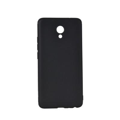 Силиконовый чехол Hoco Fascination Black для Meizu M5