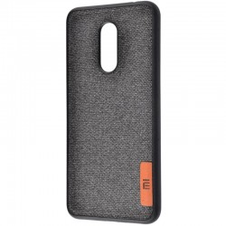Чехол Label Case Textile для Xiaomi Redmi 5 Black