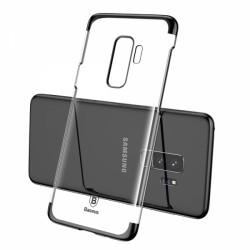Пластиковый чехол BASEUS Glitter Series для Samsung Galaxy S9 (G960) Black
