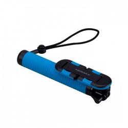 Селфи-монопод Momax Selfie Hero Bluetooth Selfie Pod 70 см Blue/Black (KMS6D)