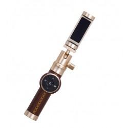 Селфи-монопод Momax Pro Bluetooth KMS3D 50cm Champagne