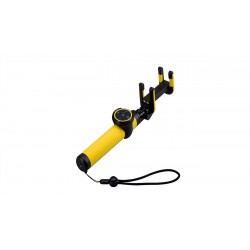 Селфи-монопод Momax Selfie Hero Bluetooth Selfie Pod 100cm Yellow/Black (KMS7D)