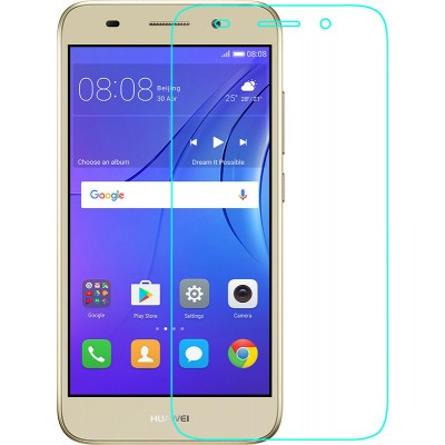Защитное стекло Toto Hardness Tempered Glass 0.33mm 2.5D 9H Huawei Y3 2017