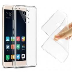 Силиконовый чехол на Xiaomi Redmi Note 4