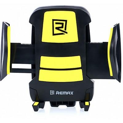 Автодержатель Remax RM-C03 Yellow