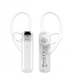 Bluetooth гарнитура Baseus Timk Series (AUBASETK-01) White