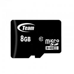 Карта памяти MicroSDHC  8GB Class 10 Team (TUSDH8GCL1002)