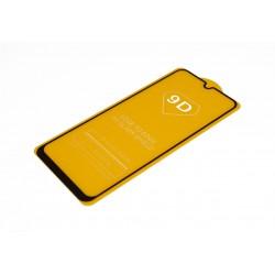 Защитное стекло 9D для Samsung Galaxy A20 Black