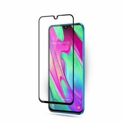 Защитное стекло 9D для Samsung Galaxy A40 Black