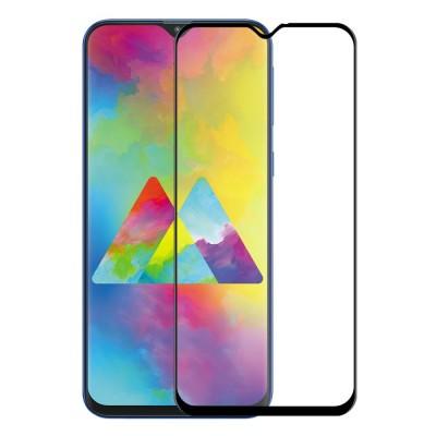 Защитное стекло 9D для Samsung Galaxy M20 Black