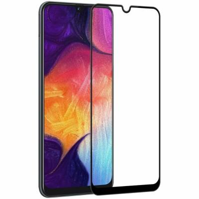 Защитное стекло 9D для Samsung Galaxy A30 Black
