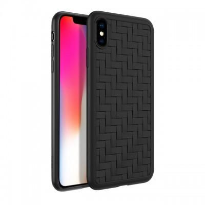 Чехол Hoco Tracery series TPU soft case для Apple iPhone XS Max Black