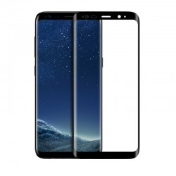 Защитное стекло Hoco Full high transparent tempered glass для Samsung Galaxy S9 Black