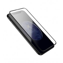 Защитное стекло Hoco Nano 3D full screen (A12) для Apple iPhone X\XS Black