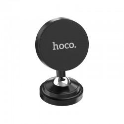 Автодержатель магнитный Hoco CA36 Plus Dashboard metal magnetic Black