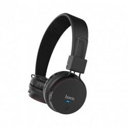 Беспроводные Bluetooth наушники Hoco W19 Easy move Black
