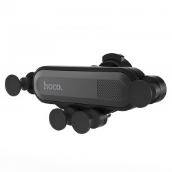 Автодержатель Hoco CA51 Air outlet gravity Black