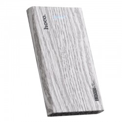 Power Bank Hoco B36 Wooden 13000mAh Fir Wood