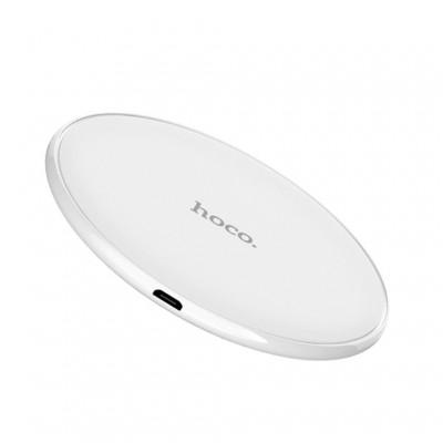 Беспроводное зарядное устройство Hoco CW6 Homey (1A) White