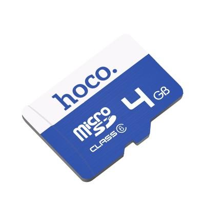 Карта памяти Hoco MicroSD Class 6 4GB