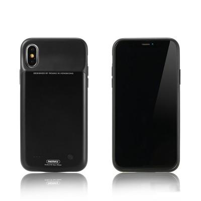 Чехол-PowerBank Remax Penen series PN-04 для iPhone X 3200mAh Black