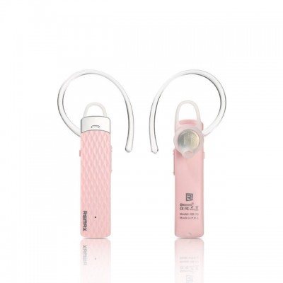 Bluetooth гарнитура Remax RB-T9 Pink