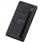 Power Bank Remax RPP-73 Linon 20000mah Black