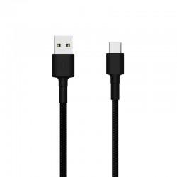Кабель Xiaomi Mi Type-C Braided Cable Black