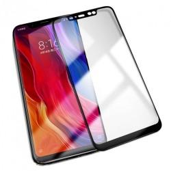 Защитное стекло Full Glue на  Xiaomi Pocophone  F1  Black