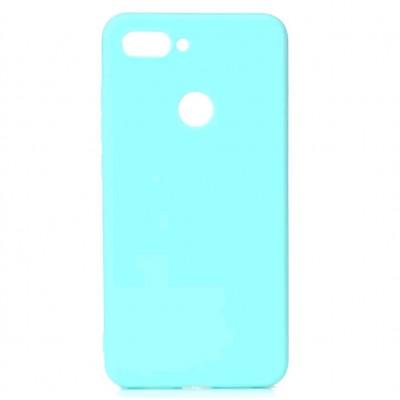 Чехол Candy Silicone для Xiaomi Mi 8 Lite Green