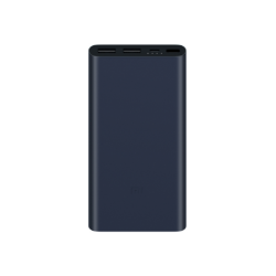Внешний аккумулятор Xiaomi Mi Power Bank 2S 10000 mAh Black (QC 3.0) (2USB)