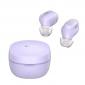 Беспроводные Bluetooth наушники Baseus Encok True Wireless Earphones WM01 Purple
