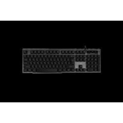Игровая проводная клавиатура с RGB подсветкой Sven KB-G8500 USB Black