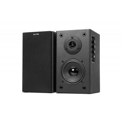 Колонки (акустическая система) Sven SPS-611S Black-Black Leather